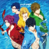 TV Free!-Dive to the Future- OP「Heading to Over