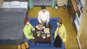 「Free!-Dive to the Future-」第3話