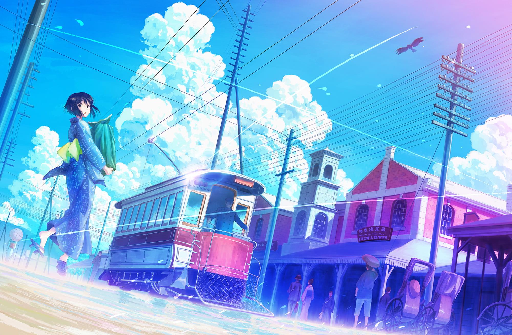アニメ「二十世紀電氣目録」